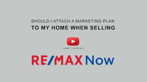 Should I attach a marketing plan when selling
